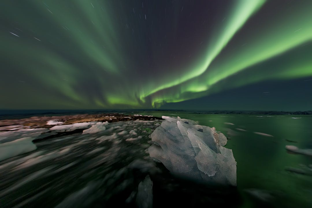 Northern Lights Tour from Reykjavik by Minibus