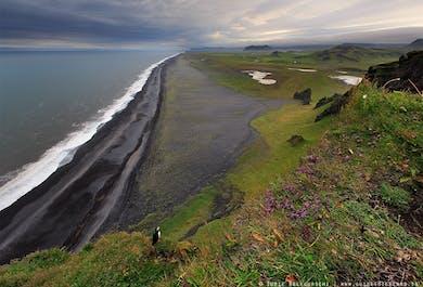 Paquete de 9 días   Tour guiado alrededor de Islandia