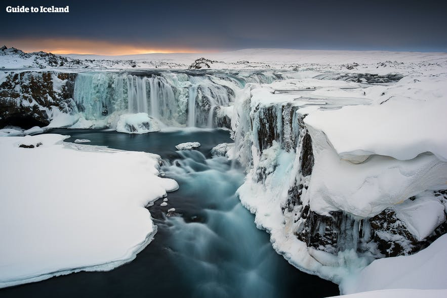 맑고 깨끗한 아이슬란드의 물