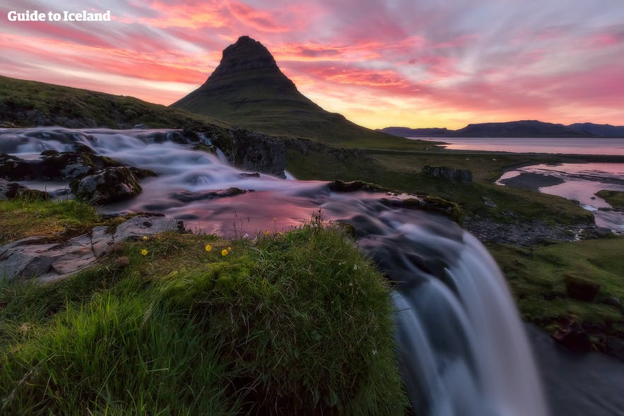 Iceland is mostly famous for its nature