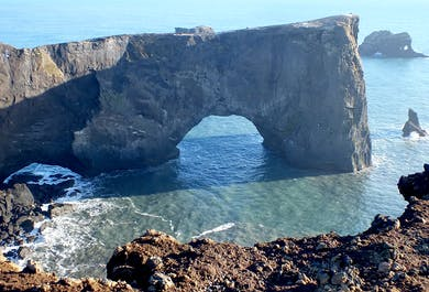 Golden Circle and the South Coast in 1 Day |Small Group Comfort 4x4 SUV Tours