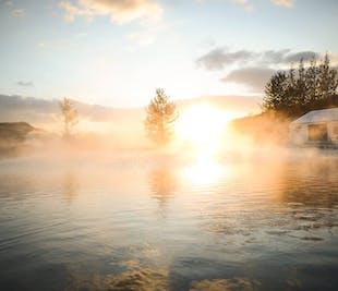 Secret Lagoon and Horse Riding Tour