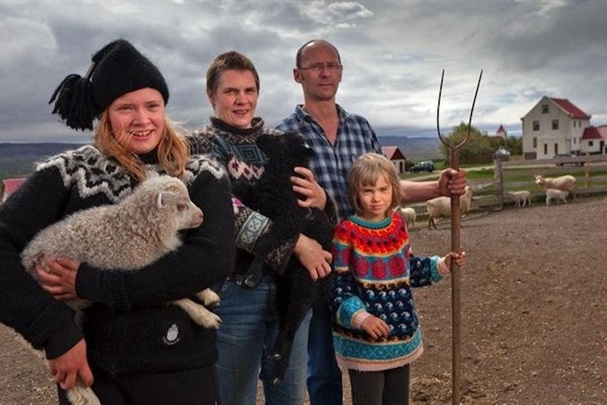 Mieszkańcy Islandii