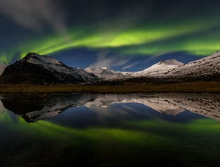 The Magical Auroras | Northern Lights Minibus Tour (Small Groups)