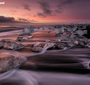 Wycieczka do laguny Jokulsarlon z Reykjaviku