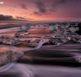 Day Tour to Jokulsarlon Glacier Lagoon from Reykjavik