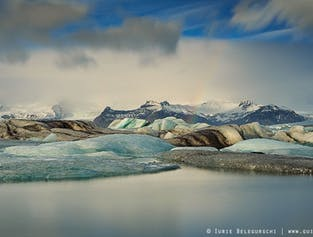 Tagestour zur Gletscherlagune Jökulsárlón