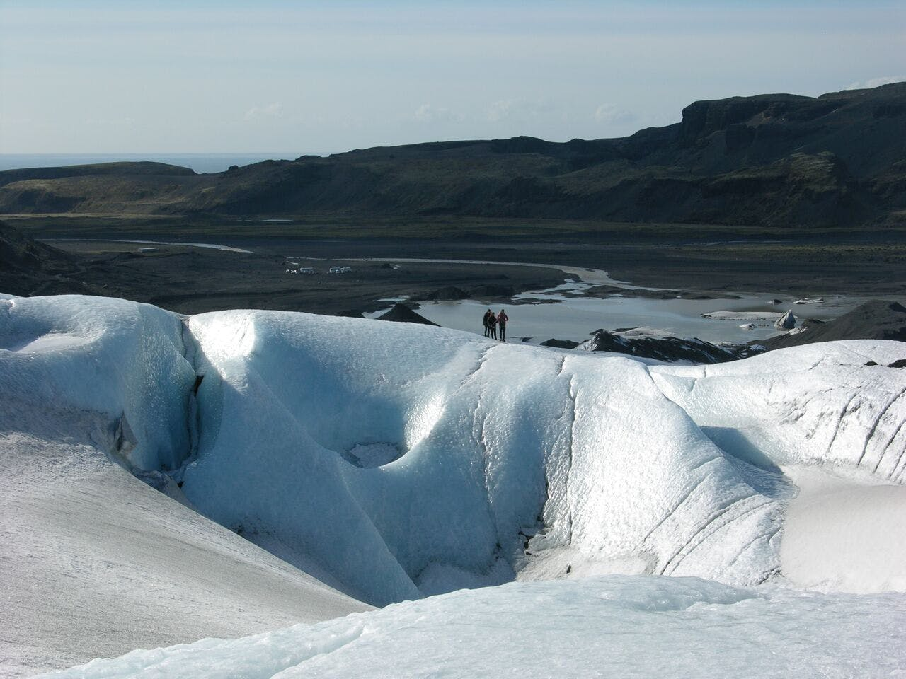 South Coast Waterfalls and Solheimajokull Glacier Hiking Tour   Medium Difficulty