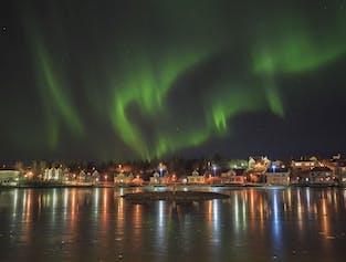 Northern Lights Bus Tour from Reykjavík