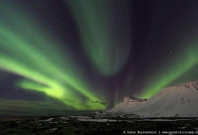 Beliebte Nordlichter-Tour | Jagd auf die Polarlichter Islands