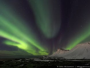 Best Value Northern Lights Bus Tour from Reykjavík
