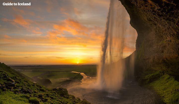 Visite du Sud de l'Islande   Seljalandsfoss, Skogafoss & Reynisfjara   En français le mercredi