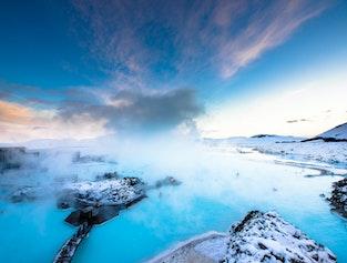 Reykjanes Peninsula | Blue Lagoon Tour with Lava Landscapes