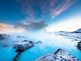 Reykjanes Peninsula | Blue Lagoon Tour with Lava Landscapes