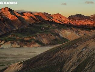 Excursion Landmannalaugar au meilleur prix