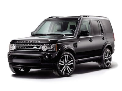 Land Rover Discovery Automatic 2015