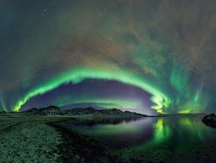 ATV & Northern Lights from Reykjavík