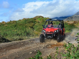 1 Full Day Buggy Adventure Tour from Reykjavík