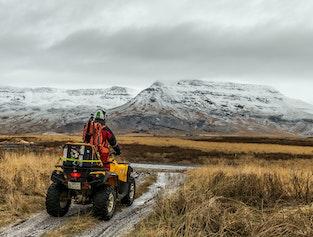 3 Hour Quad Mad ATV Tour from Reykjavík