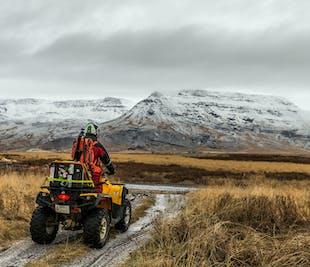 3-Hour Volcanic Springs ATV Tour from Reykjavik