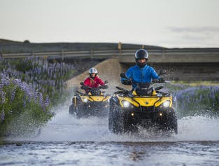 2-Hour Twin Peaks ATV Tour from Reykjavik