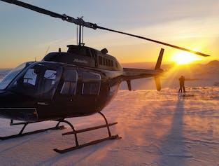 ATV & Helicopter from Reykjavík