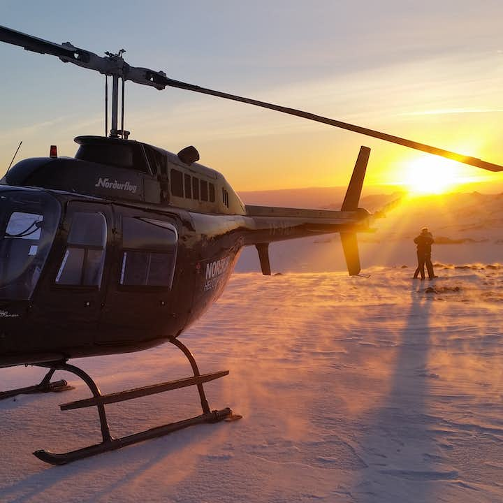 Flying in a helicopter is both a truly luxurious experience and a mind blowing one.