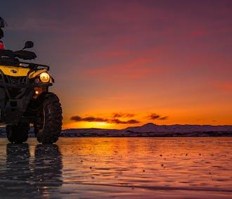2 Hour Midnight Sun ATV Tour from Reykjavik