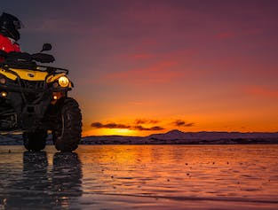 2 Hour Midnight Sun ATV Tour from Reykjavik