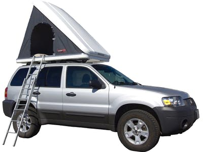 Ford Escape + Roof Top Tent 2005
