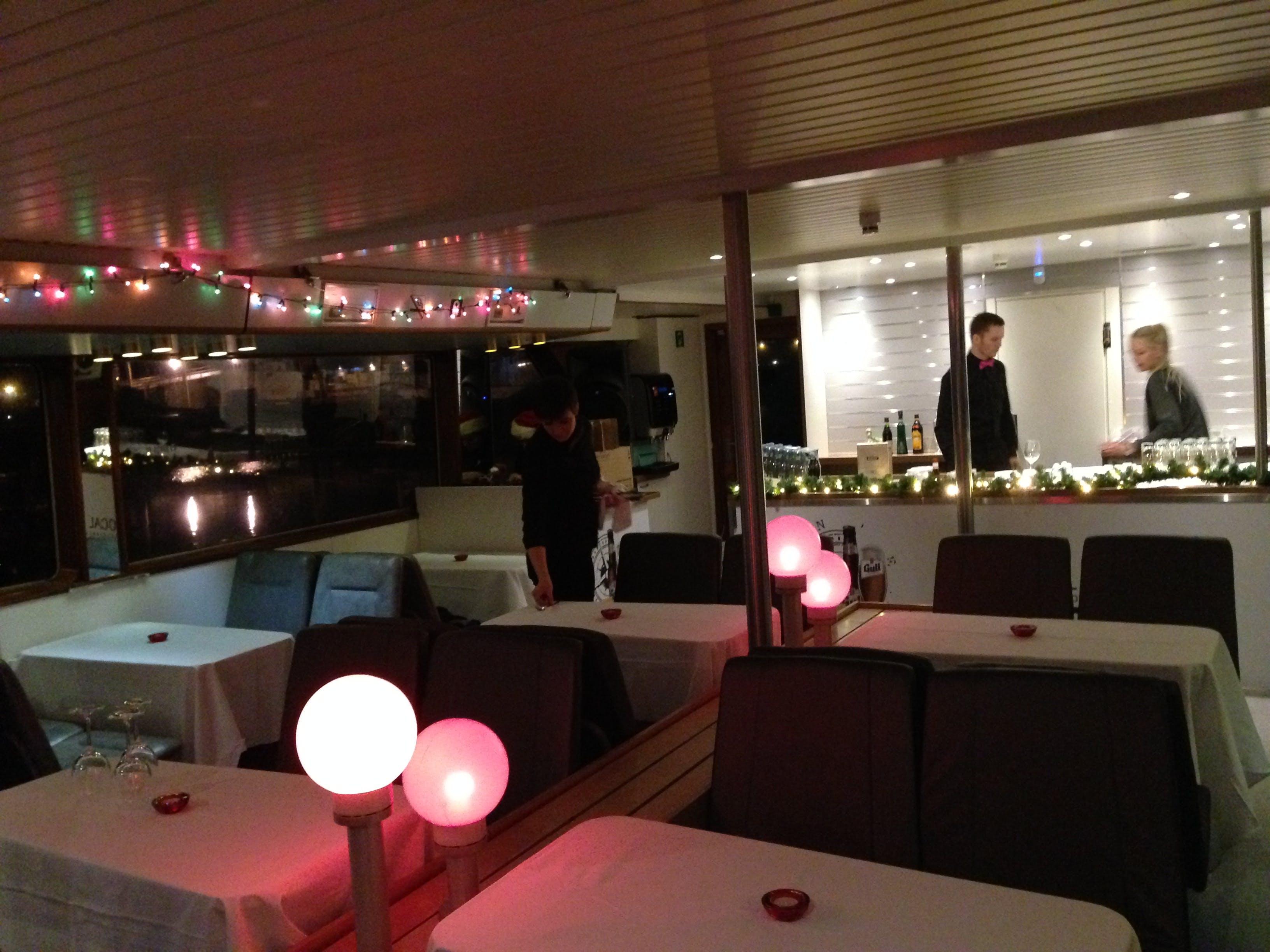 New Year's Dinner Cruise