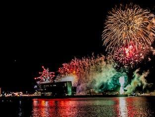 New Year's Eve Firework Cruise