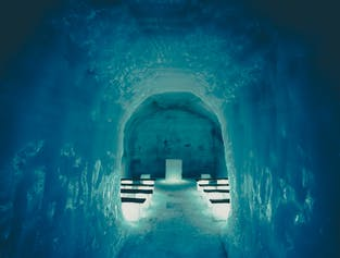 Snowmobile tour & the Ice Tunnel | All year from Reykjavík