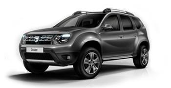 Dacia Duster 4x4 2017
