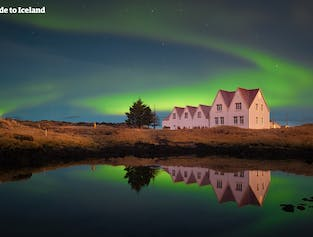 Golden Circle and Northern Lights | Live Tour with Audio Guide in 10 Languages width=