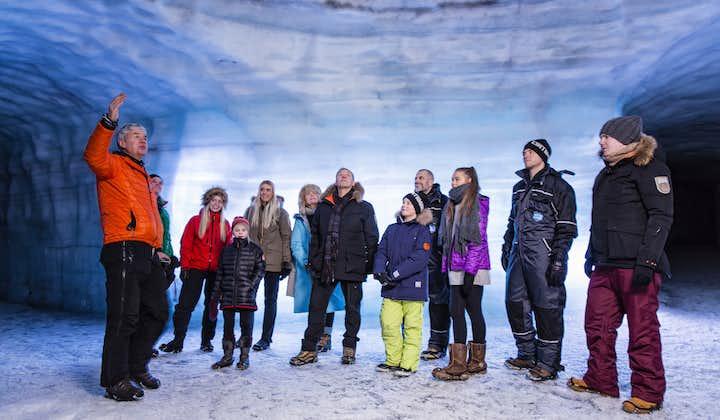 빙하터널과 흐라운포사르 폭포 | 10개 국어 음성가이드 지원