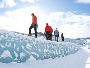 Glacier Experience on Sólheimajökull Glacier