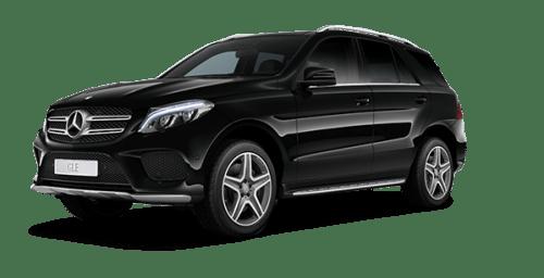 Mercedes Benz GLE 500e 4x4 Automatic 2017