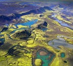 Aerial perspectives do nothing if not prove the majesty of Iceland's landscape.