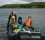 Experience the true island lifestyle on a private Island in the glacial river Þjórsá.