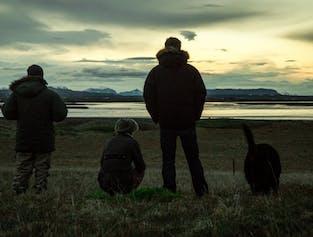 Experience a Private Island in the GlacialRiver Þjórsá