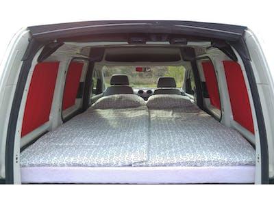 Volkswagen Caddy Camper w/heater