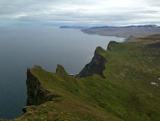 5 Days Trekking in Hornstrandir in the Westfjords