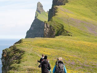 2 dni na Fiordach Zachodnich   Hornstrandir i Hornvik