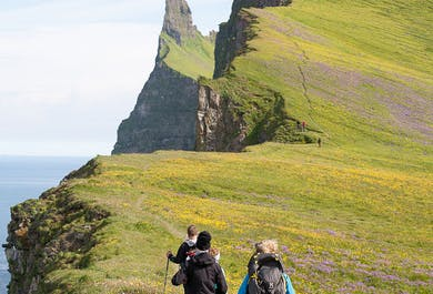 Excursion de 2 jours dans les Fjords de l'Ouest   Hornstrandir et Hornvik
