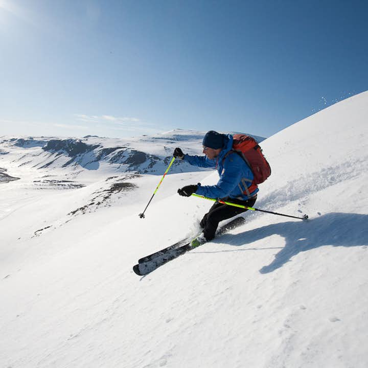 冰岛西峡湾6日滑雪旅行团 伊萨菲厄泽(Ísafjörður)出发