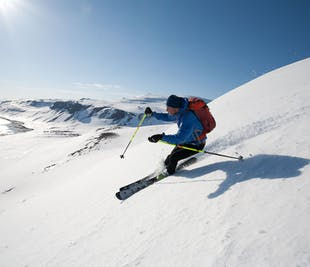 Six-Day Skiing Tour in the Westfjords | Kviar Ski Lodge