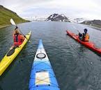 Paddle in the Wild of Hornstrandir