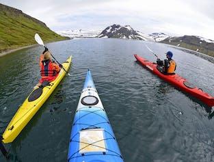 Paddle in the Wild of Hornstrandir   6-Day Kayak Tour
