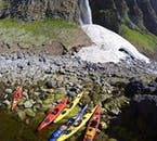 Kayaking through the Westfjords will provide you with plenty of opportunities to explore the Hornstrandir Nature Reserve by foot.
